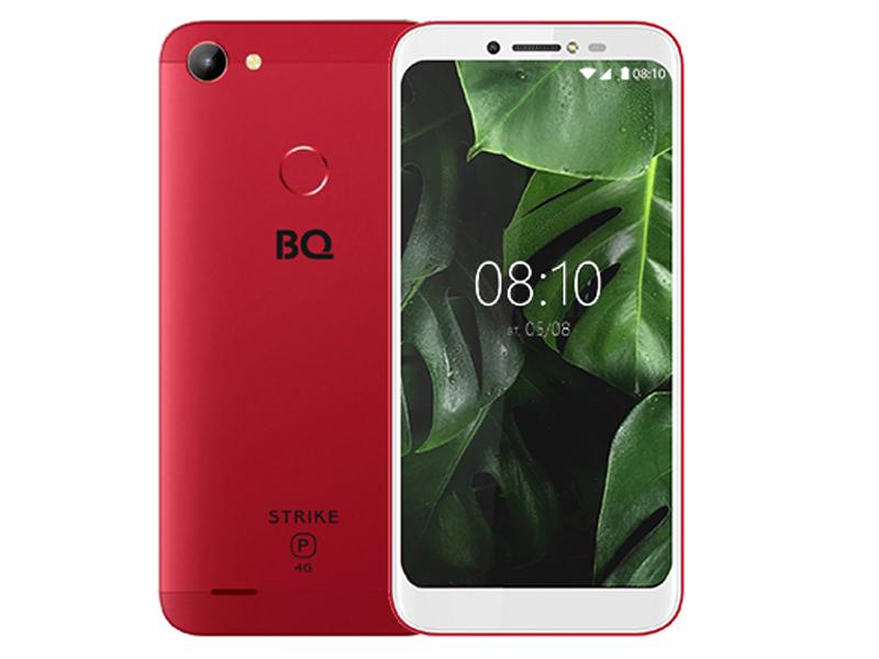 Сотовый телефон BQ BQ-5514L Strike Power 4G Red