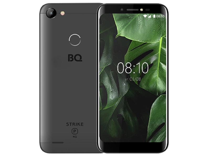 Сотовый телефон BQ BQ-5514L Strike Power 4G Grey