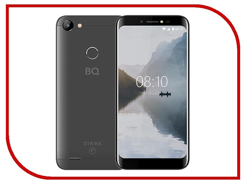 Сотовый телефон BQ 5514G Strike Power Grey сотовый телефон bq bq 5059 strike power grey matted