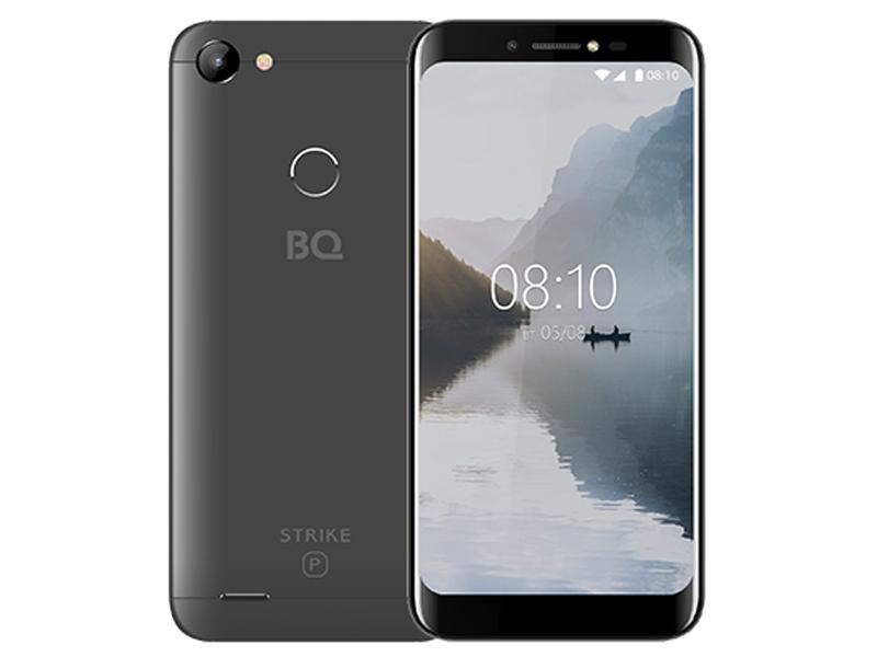 Сотовый телефон BQ 5514G Strike Power Grey
