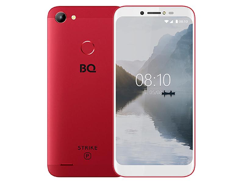 Сотовый телефон BQ BQ-5514G Strike Power Red