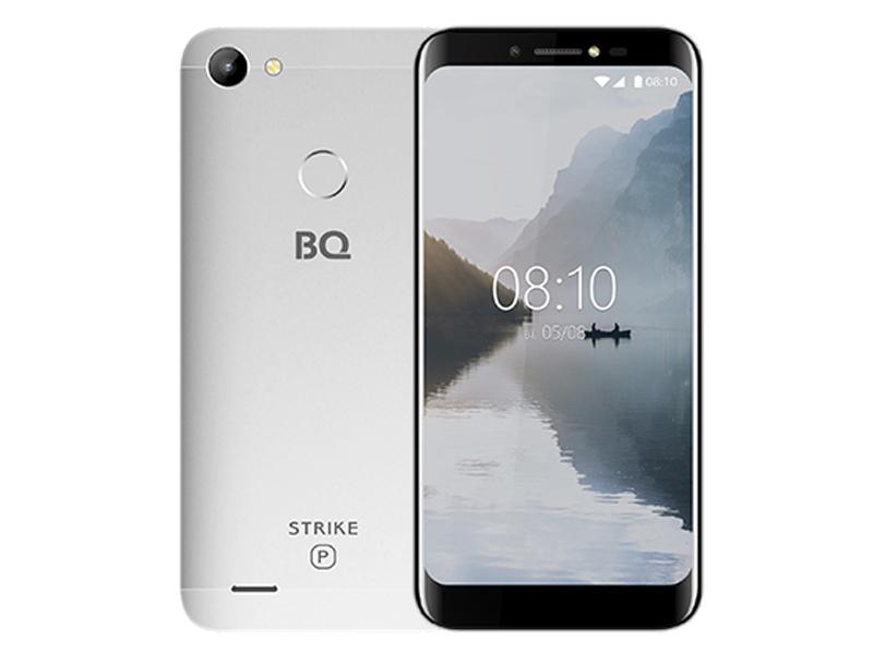 цены Сотовый телефон BQ BQ-5514G Strike Power Silver