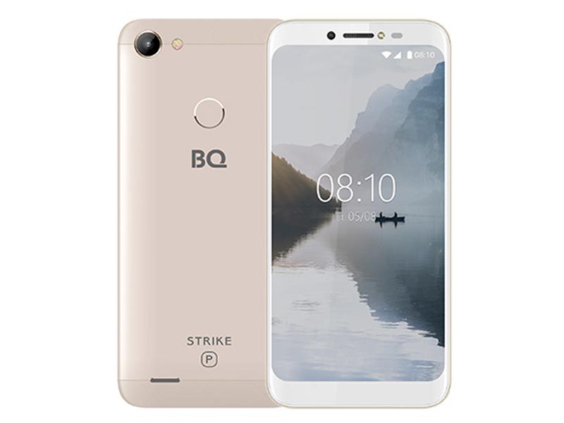 Сотовый телефон BQ BQ-5514G Strike Power Gold