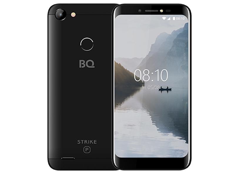 Сотовый телефон BQ 5514G Strike Power Black
