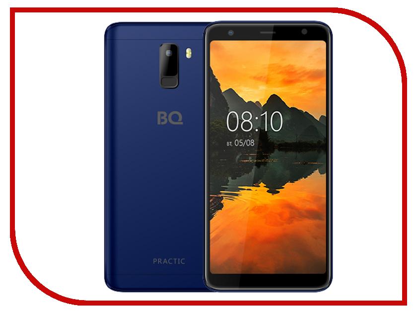 Сотовый телефон BQ BQ-6010G Practic Blue