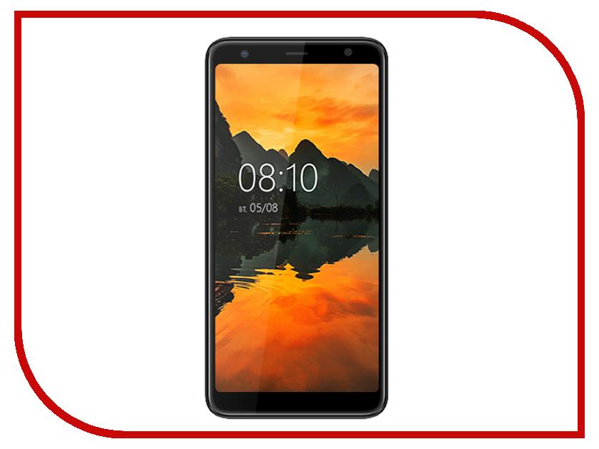 Сотовый телефон BQ BQ-6010G Practic Black сотовый телефон bq 2426 energy l black