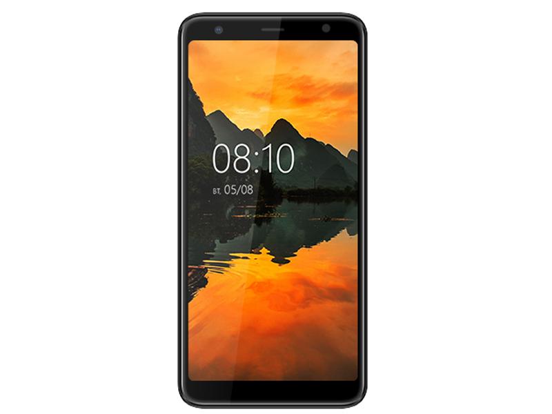 Сотовый телефон BQ BQ-6010G Practic Black