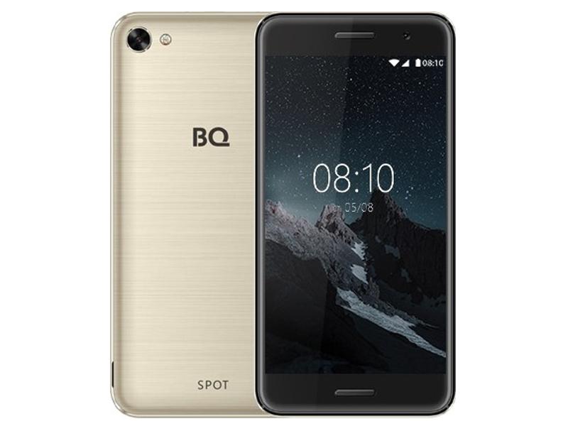 Сотовый телефон BQ 5010G Spot Gold