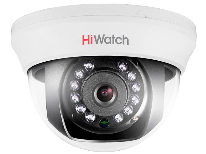 Аналоговая камера HiWatch DS-T201 6mm
