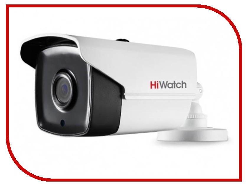 Аналоговая камера HiWatch DS-T220S 6mm аналоговая камера hiwatch ds t106 2 8 12mm