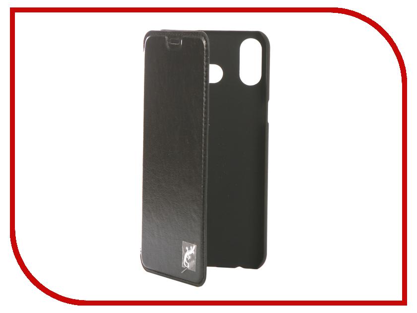 Аксессуар Чехол для Samsung Galaxy A6s G-Case Slim Premium Black GG-1000