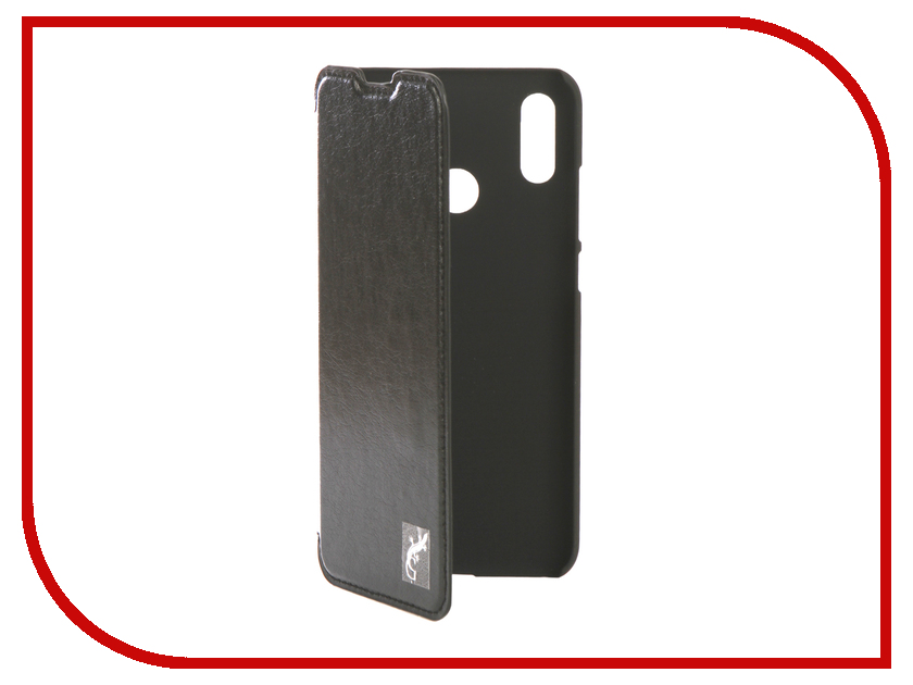 Аксессуар Чехол для Honor 10 Lite G-Case Slim Premium Black GG-1002