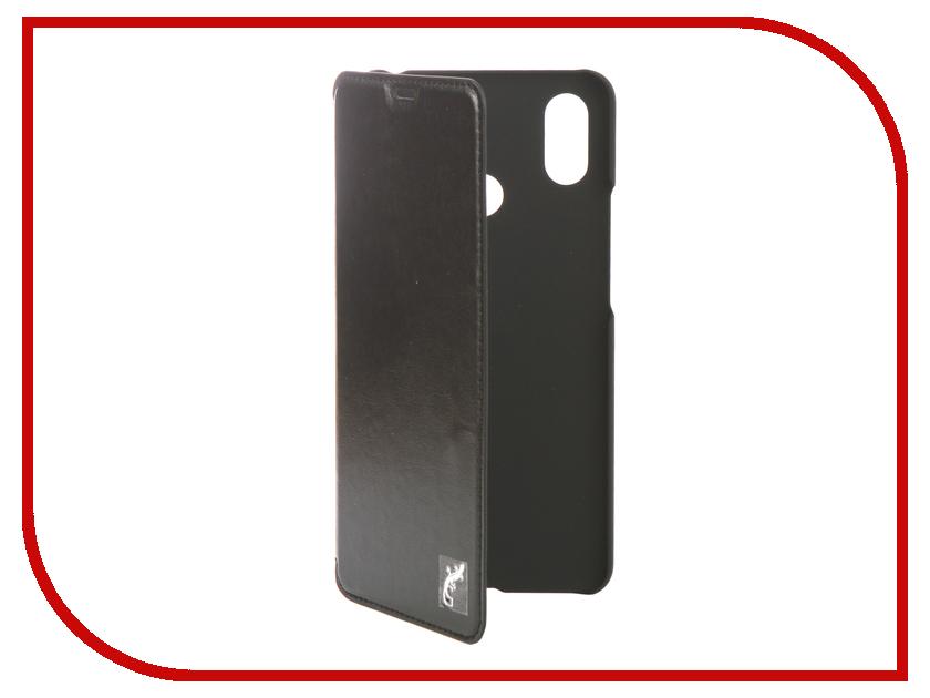 Аксессуар Чехол для Xiaomi Mi Max 3 G-Case Slim Premium Black GG-1003 аксессуар carax tpms crx 1003