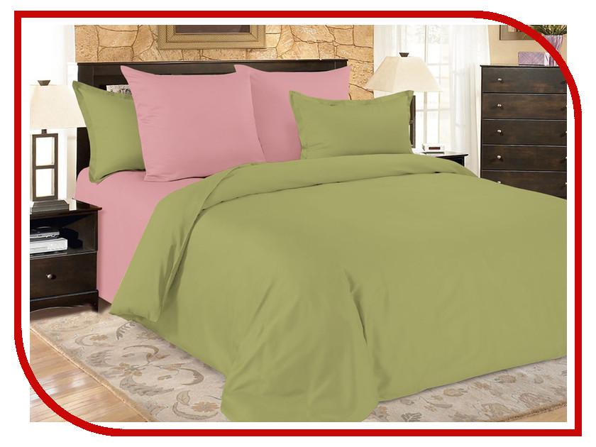 Постельное белье Amore Mio BZ Malachite Комплект 2 спальный Мако-Сатин 4198