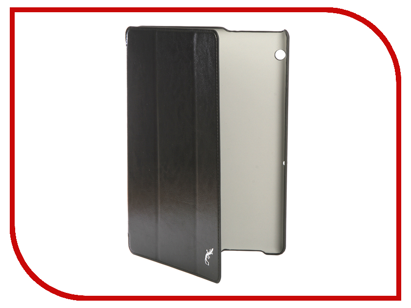 Аксессуар Чехол для Huawei MediaPad M5 Lite 10 G-Case Slim Premium Black GG-1005 аксессуар чехол для huawei honor 7a pro huawei y6 2018 g case slim premium black gg 954