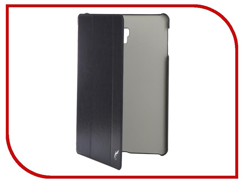 Аксессуар Чехол для Samsung Galaxy Tab A 10.5 SM-T590 / SM-T595 G-Case Slim Premium Dark-Blue GG-1007 аксессуар чехол для samsung galaxy tab a 10 5 sm t590 palmexx smartbook blue px smb sam taba t590 blue