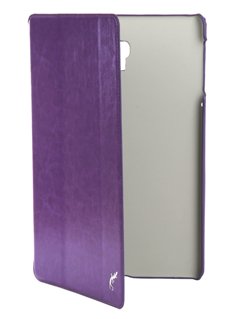 Чехол G-Case для Samsung Galaxy Tab A 10.5 SM-T590 / SM-T595 Slim Premium Purple GG-1008 чехол g case для samsung galaxy tab a 8 sm t380 sm t385 slim premium dark blue gg 910