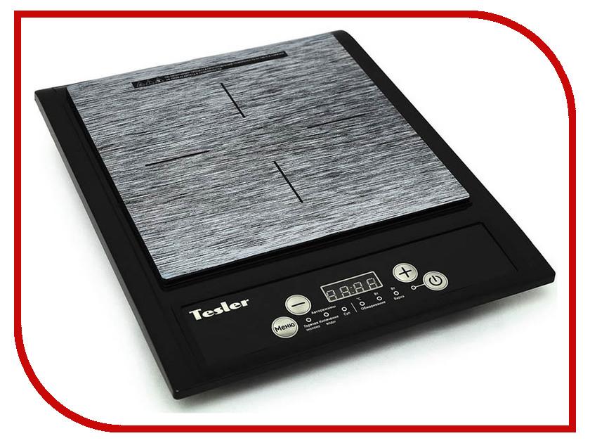 цена Плита Tesler PI-13 Black