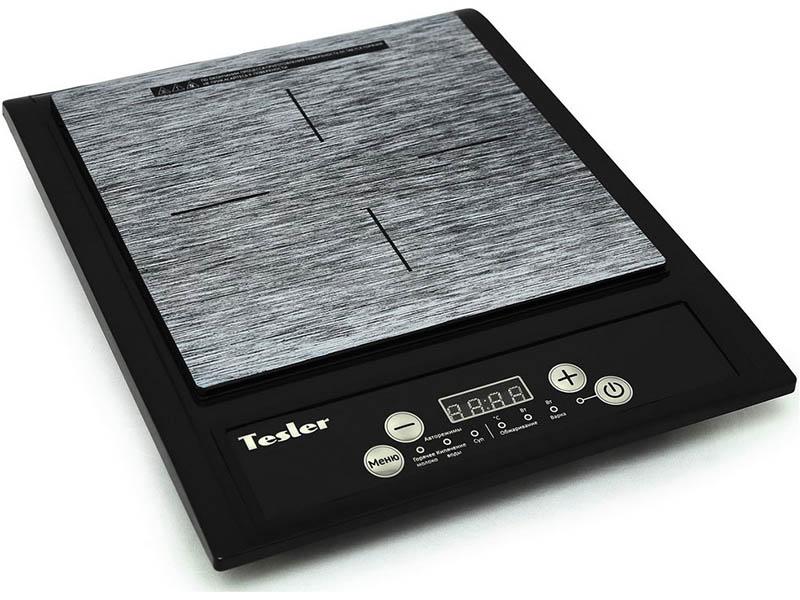 Плита Tesler PI-13 Black