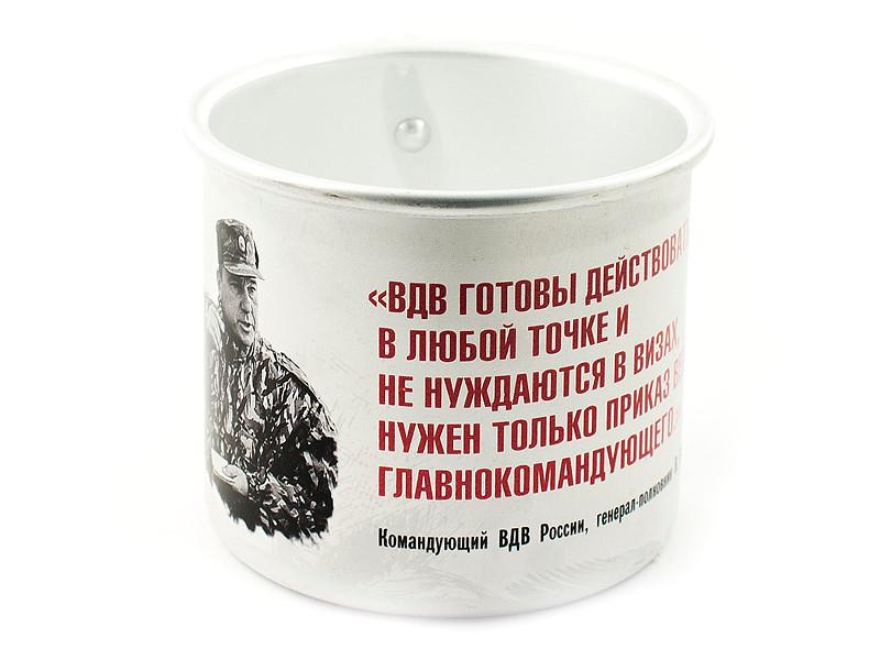 Кружка Эврика Шаманов ВДВ 97946 цена