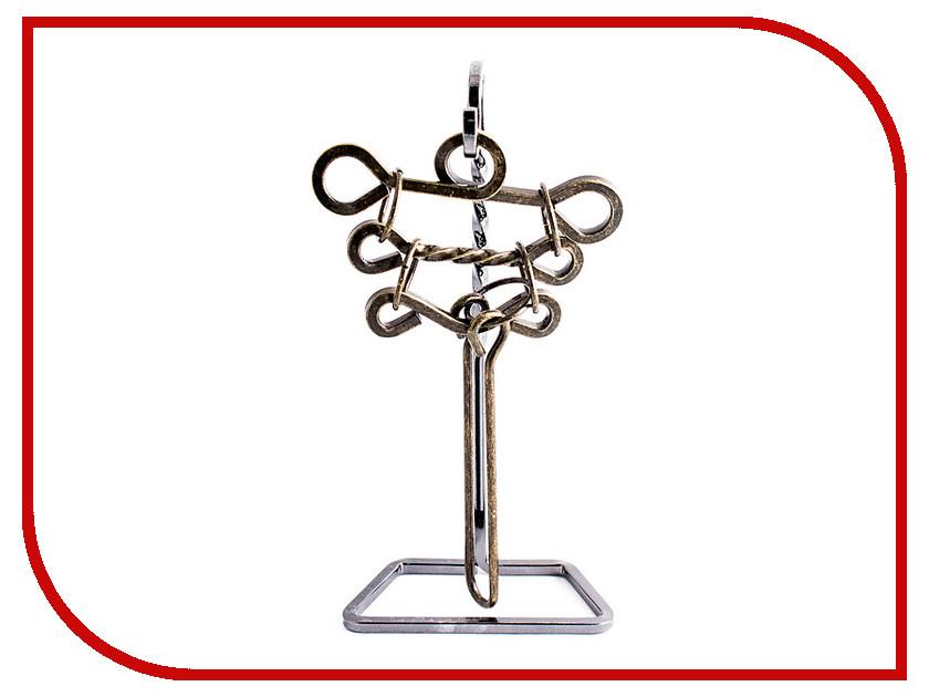 Головоломка Эврика Волшебные кольца 10 97913 кольца