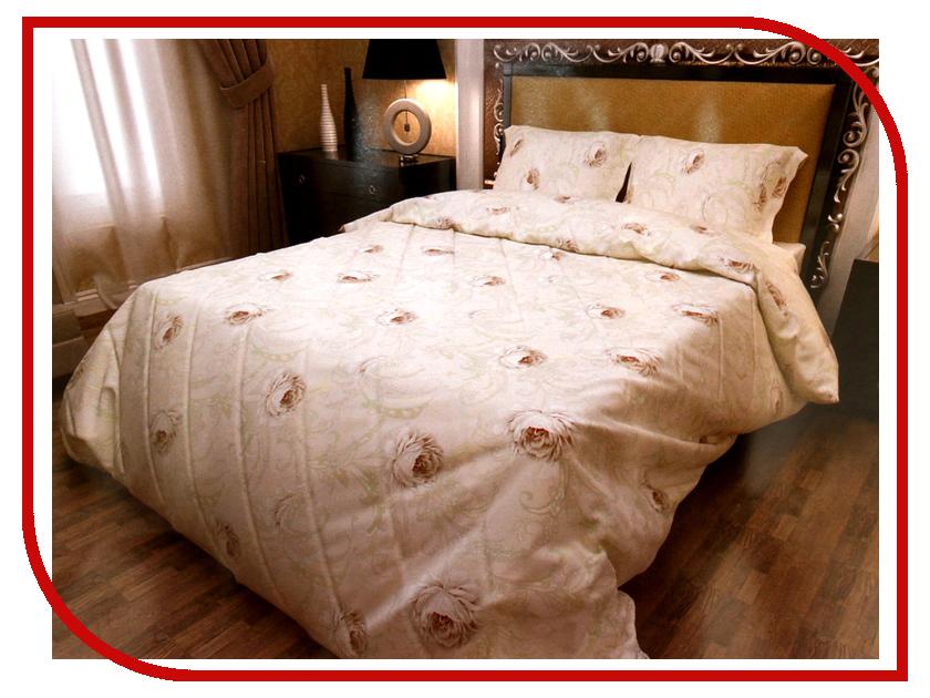 Постельное белье Amore Mio BZ Bourges Комплект Евро Бязь 7113