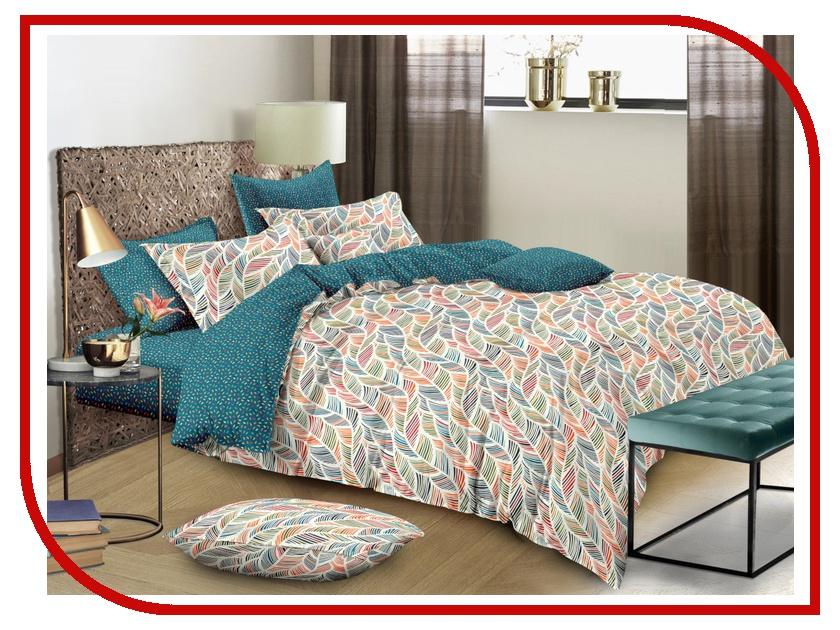 Фото - Постельное белье Amore Mio Buenas noches BZ Valetta Комплект Евро Сатин 7397 постельное белье этель кружева комплект 2 спальный поплин 2670978