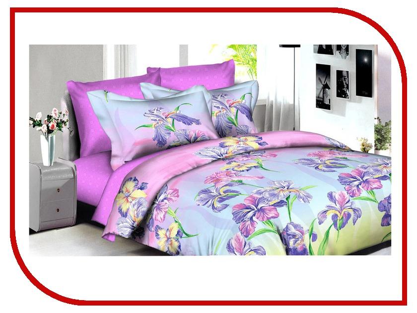 Купить Постельное белье Amore Mio Buenas noches BZ Manila Комплект Евро Сатин 7407