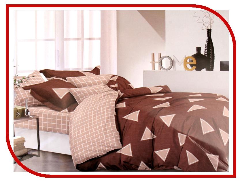 Постельное белье Amore Mio BZ Jacob BR Комплект Семейный Сатин 7599