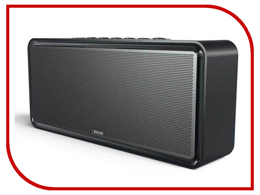 Колонка DOSS SoundBox XL Black mink keer black xl