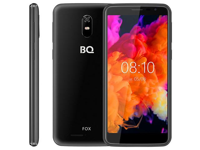 Сотовый телефон BQ 5004G Fox Black