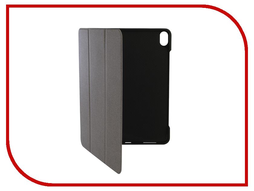 все цены на Аксессуар Чехол Gurdini для APPLE iPad Pro 11 New 2018 Tissue Series Pen Slot Grey 907987