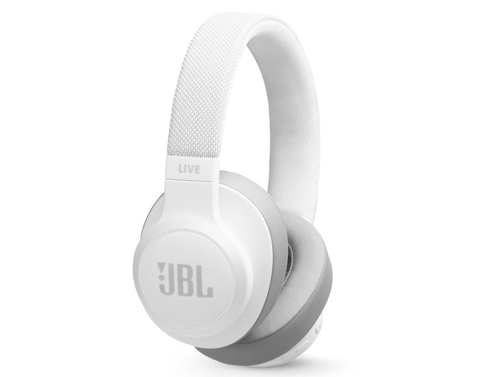 Наушники JBL Live 500BT White