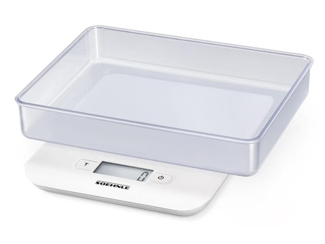 Весы Soehnle Compact White 65122 кухонные весы soehnle page compact 100 черный
