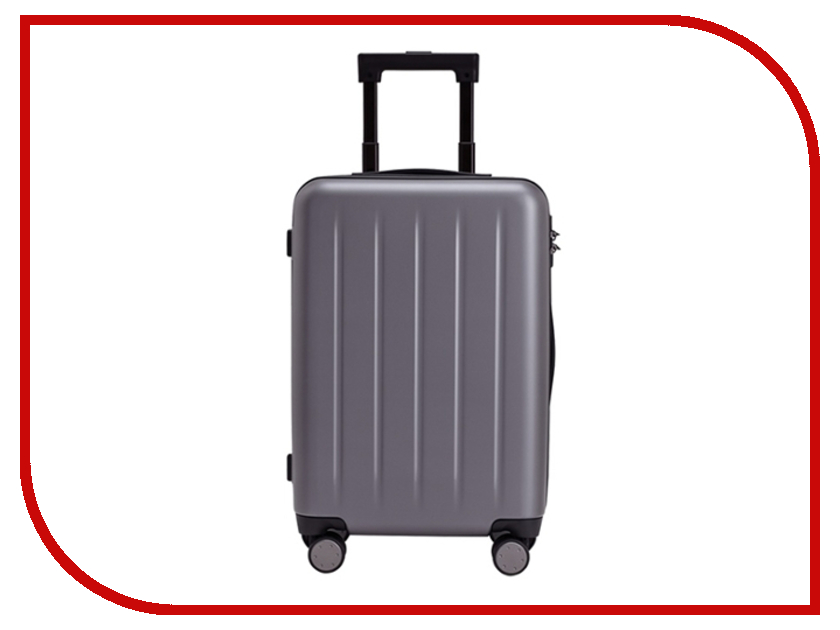 Чемодан Xiaomi Mi 90 Points Travel Suitcase 1A 26 Grey