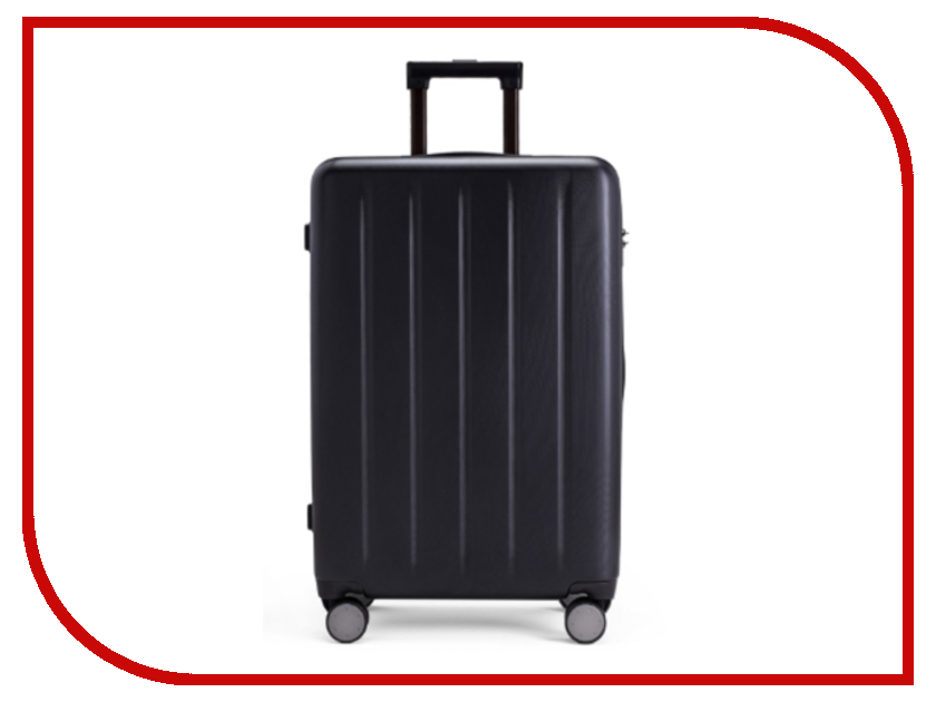 Чемодан Xiaomi Mi 90 Points Travel Suitcase 1A 26 Black