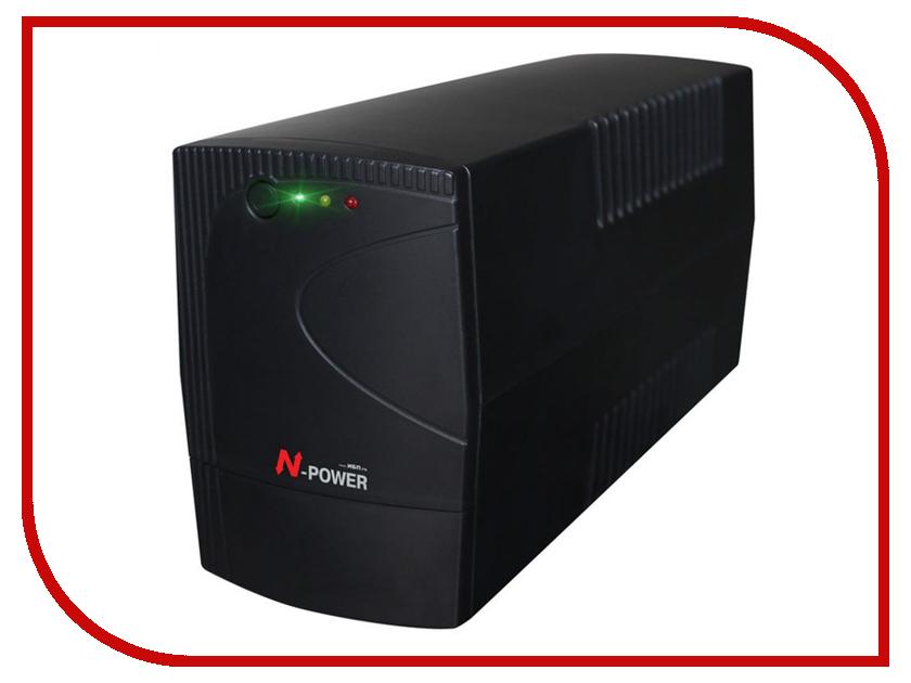 Источник бесперебойного питания N-Power Gamma-Vision 600 GMV600/03 switch power for se 600 36 36v 16 6a well tested working