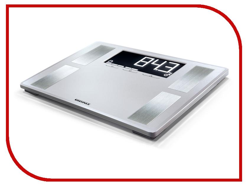 Весы напольные Soehnle Shape Sense Profi 200 Silver 63870 весы soehnle pageprofi 67080