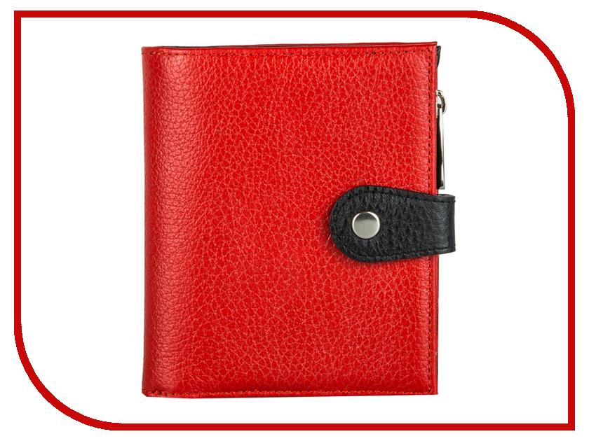 Портмоне Fabula PJ.186.BK Black-Red 37515 pj morton seoul