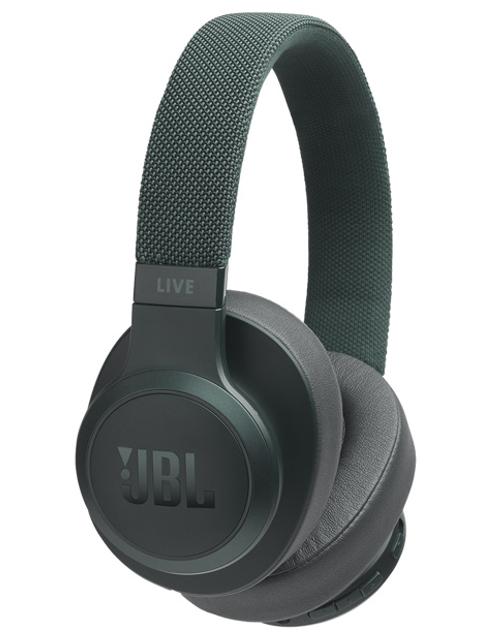 Наушники JBL Live 500BT Green