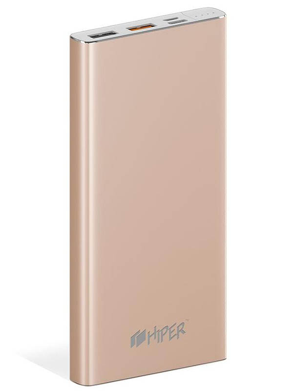 Аккумулятор HIPER MPX10000 10000mAh Gold