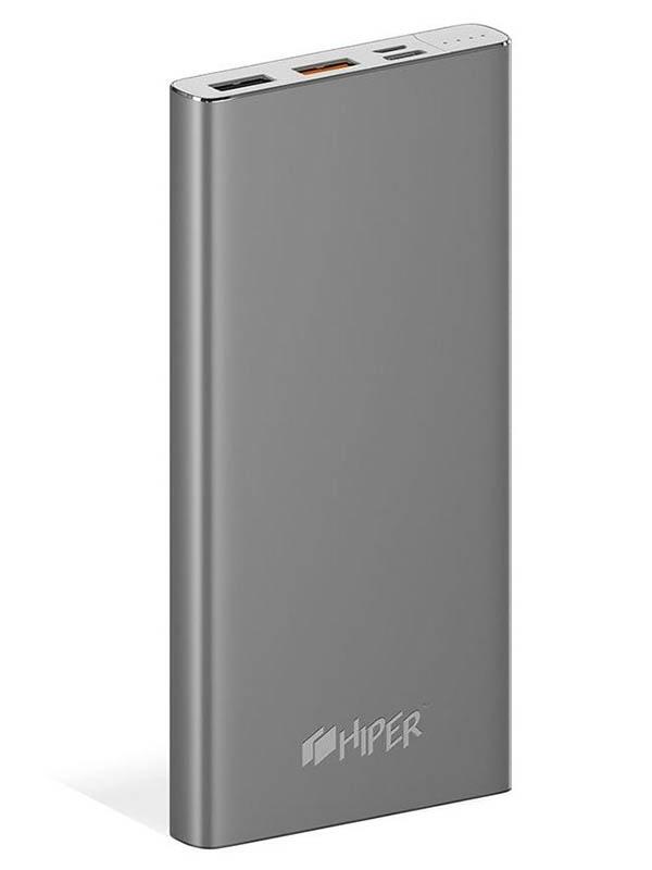 Внешний аккумулятор HIPER MPX10000 10000mAh Space Grey