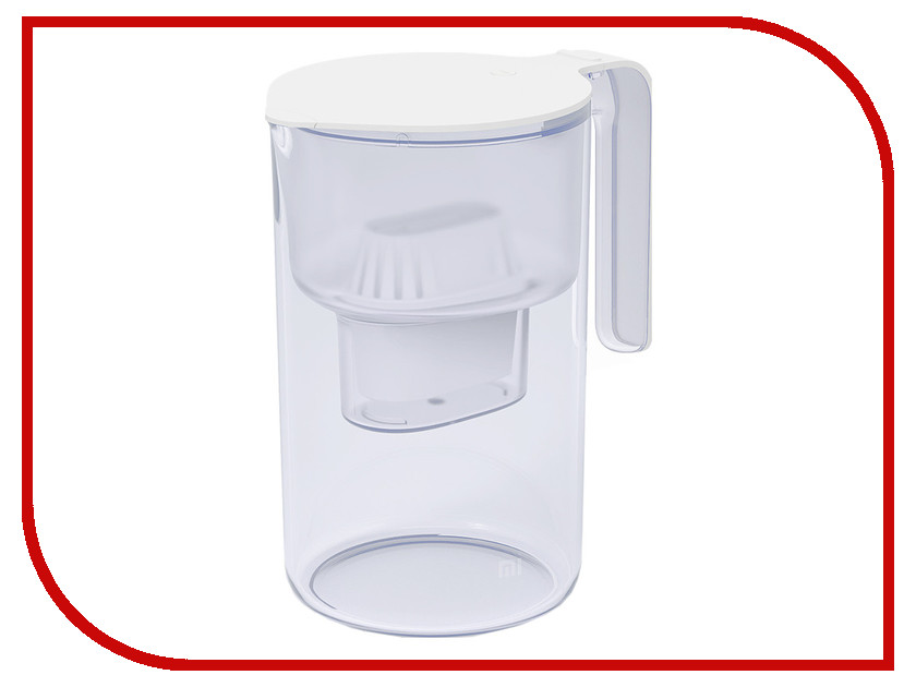 Фильтр для воды Xiaomi Mi Water Filter Pitcher ZHF4037GL