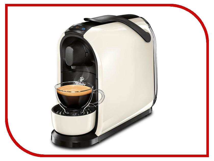 Кофемашина Tchibo Cafissimo Pure White