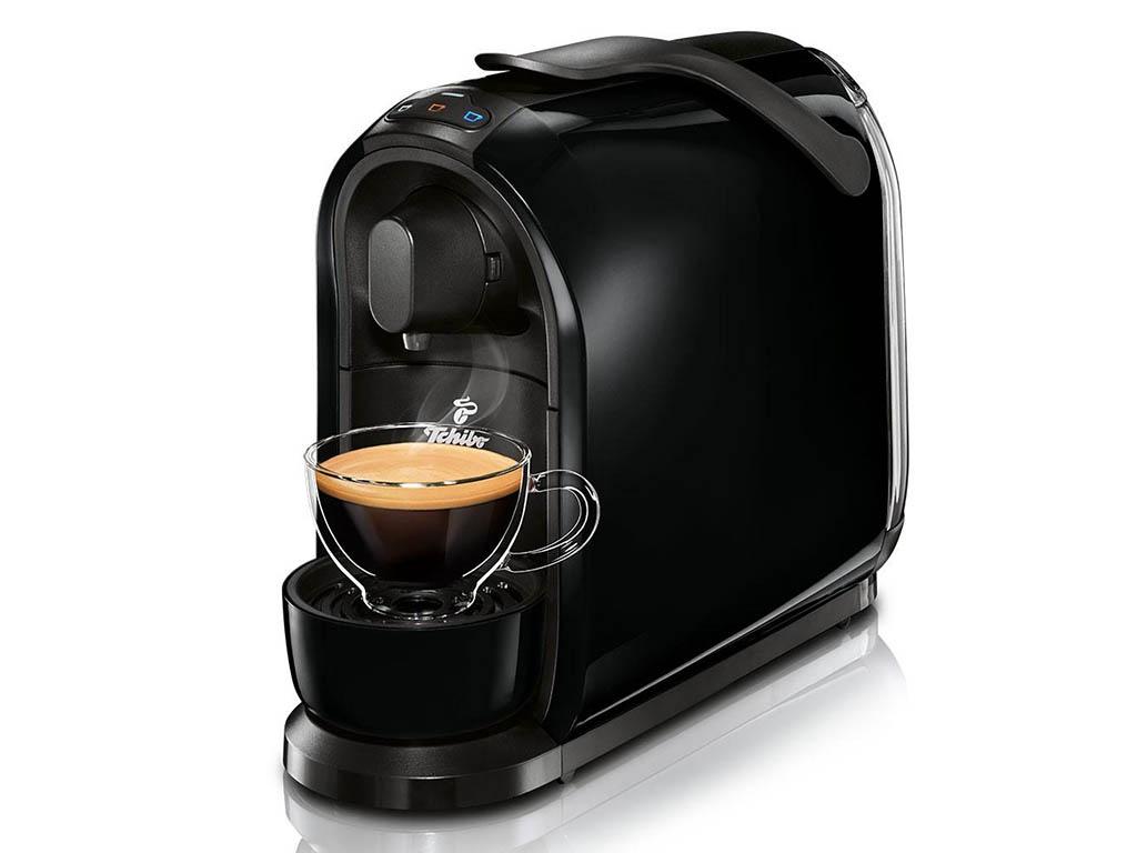 Кофемашина Tchibo Cafissimo Pure Black