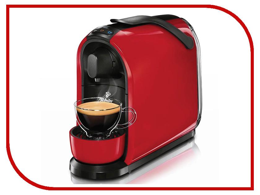 Кофемашина Tchibo Cafissimo Pure Red