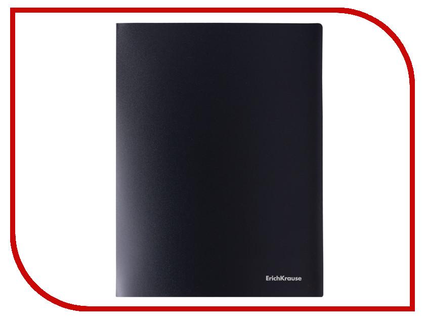 Папка ErichKrause Classic Black 43021 / 227734 лотки горизонтальные erichkrause 2шт 4611