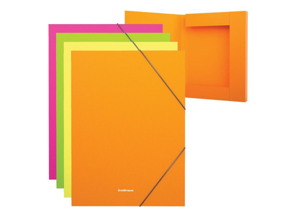 Папка ErichKrause Glance Neon А4 245x335x30mm 43056 / 227752