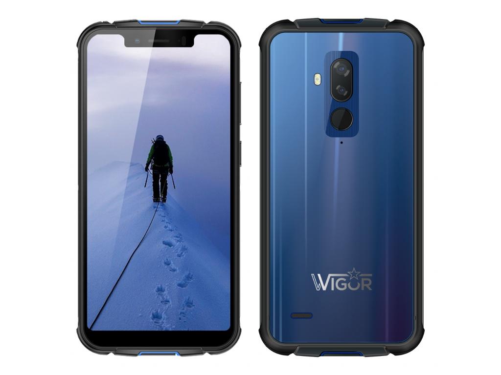 Сотовый телефон Wigor V5 DS Blue