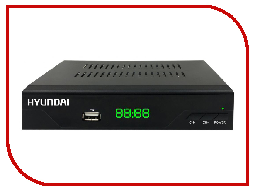 Hyundai H-DVB840 Black